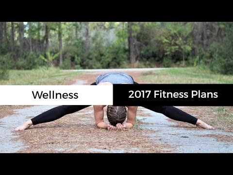 2017 Health and Fitness Plans   Wellness