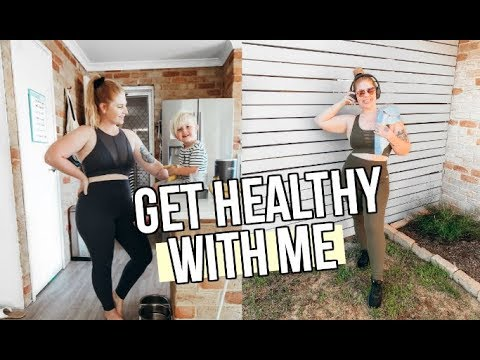 Get Healthy With Me   Learning To Run + New Fitness Goals