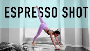 Espresso Shot Yoga   Ali Kamenova Yoga