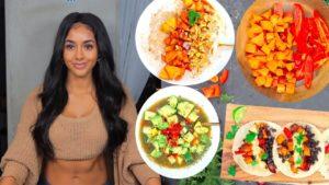What I Eat in a Week | Vegan/Alkaline meals