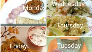 5 Weight loss dinner recipes with subtitles/monday to friday dinner/light dinner recipes/Indianmom
