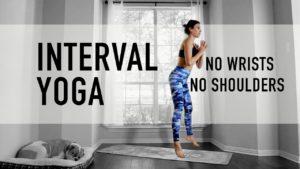Super Intense Interval Yoga – Hands-Free   Ali Kamenova Yoga