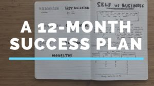 A 12-Month Plan to Improve Your Life