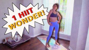 15 Minutes of Fame Yoga – Intense Hiit Workout   Ali Kamenova Yoga