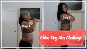 Chloe Ting 2 Weeks Shred Challenge in 7 Days|@chloeting