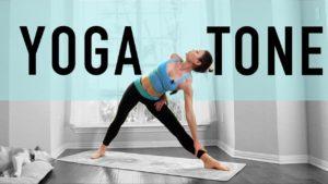 Yoga for Toned Body | Ali Kamenova Yoga