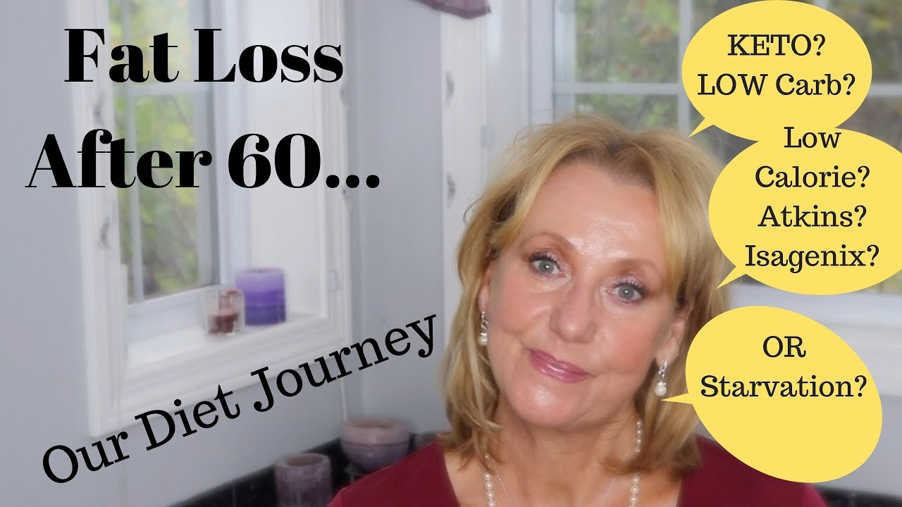 Keto/Low Carb after 50 – Beating the Weight Gain Game | Mature Beauty | Sixty Plus