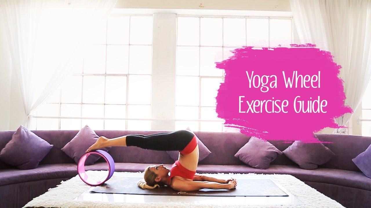How To Use a Yoga Wheel – Stretching & Strengthening Exercises   ProsourceFit