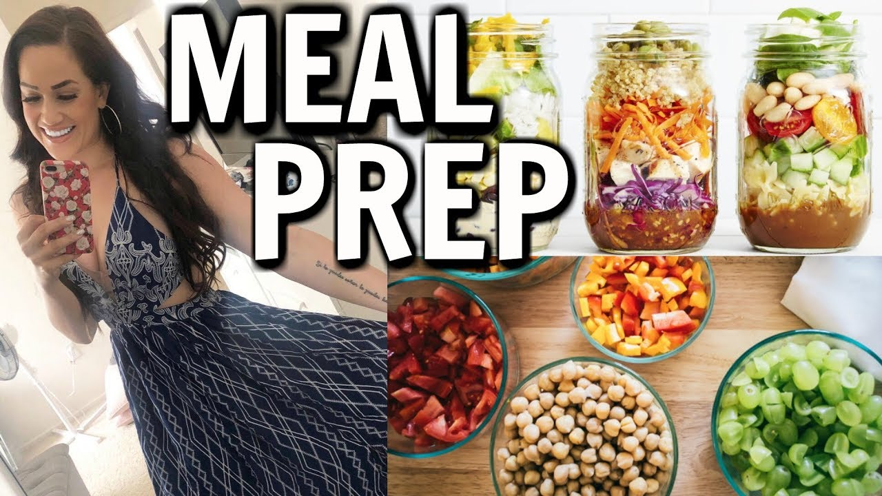 Meal Prep for Maximum WEIGHT LOSS | Budget Friendly QUICK MEAL IDEAS